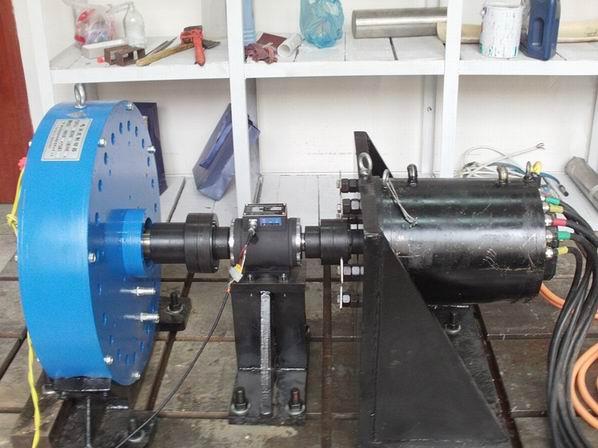 500Nm电涡流电机测试台